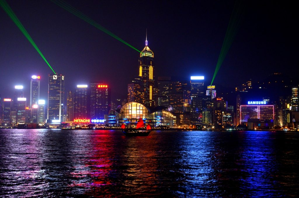 A report says Hong Kong's business standing weakens leading to major economic drops in the nation.